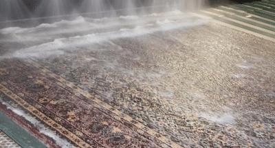 Laat je tapijt reinigen via Cinco